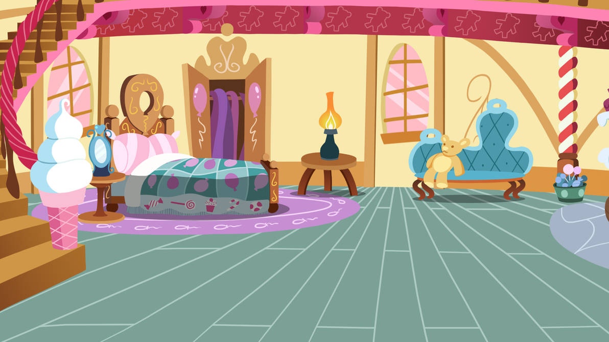 Pinkie's Lullaby - Background by KYMSnowman