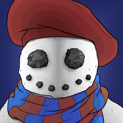 Snowman Revamp by KYMSnowman