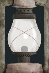 Fancy Shmancy Lamp by KYMSnowman
