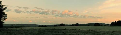 Fleeing Clouds by Jabawock
