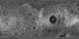 Mimas Bump map(reworked)