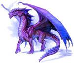 Dragon 02 concept art (The Disperser)