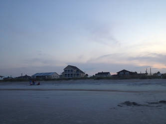 The Beach by Carogenius