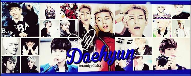 Daehyun! by AmigoGirl14