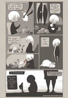 bURIED Page 1 by Monecule