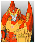 Rodimus  Till all are one