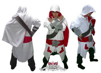 Assassin's Creed kigurumi by diemortalroom