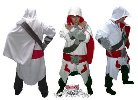 Assassin's Creed kigurumi