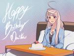 Happy Birthday Maika