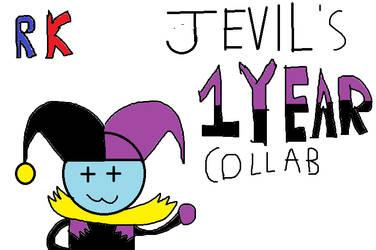 Jevil's 1 Year Collab