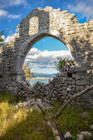 Remnants of the chapel of Saint Peter 2 by darkoantolkovic