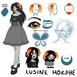 ref: lusine by starbunnies