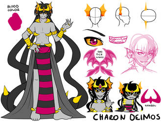ref: charon by starbunnies