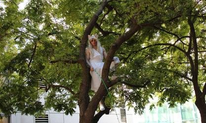 Yoko Kurama - In Tree