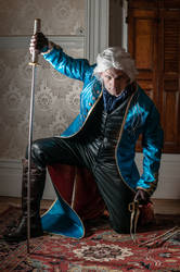 Vergil Recovering From Attack