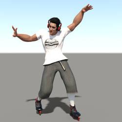 Trevor Hawkins Skate