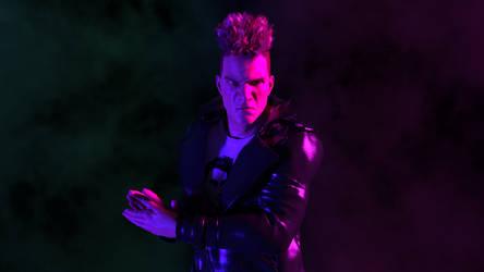 Neon City Adam