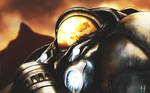 Starcraft - Jim Raynor