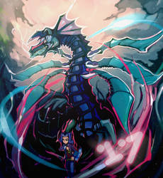 Number 17: Leviathan Dragon by zigemu