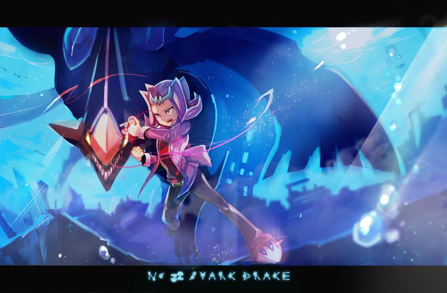 Yugioh zexal shark drake