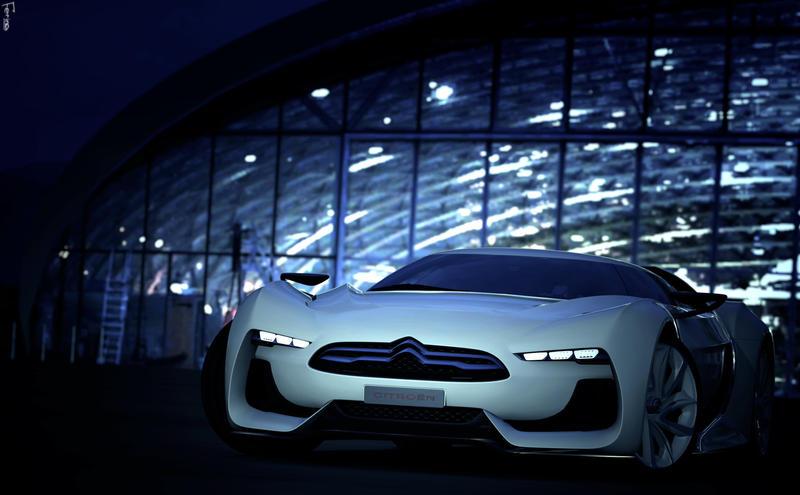 Gran Turismo 5 - Shot F117 by Ferino-Design