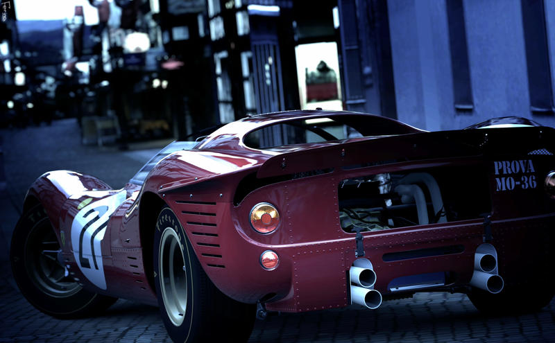 Gran Turismo 5 - Shot F130 by Ferino-Design