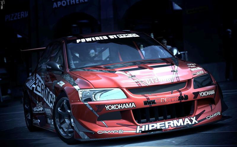 Gran Turismo 5 - Shot F175 by Ferino-Design
