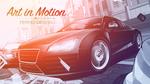 GTA V - ART IN MOTION 2 (TEASER POSTER)