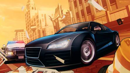 GTA V -2- ART IN MOTION 2 Series by Ferino-Design