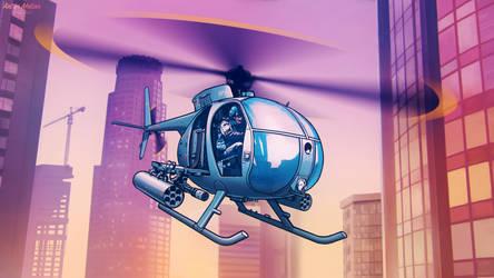 GTA V -4- ART IN MOTION 2 Series by Ferino-Design
