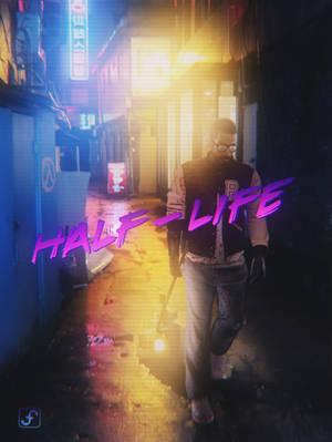 Gordon (Hotline Miami\Half-Life)