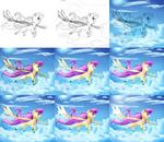 Fluttering WIP (IMPORTANT INFO IN DESCRIPTION)