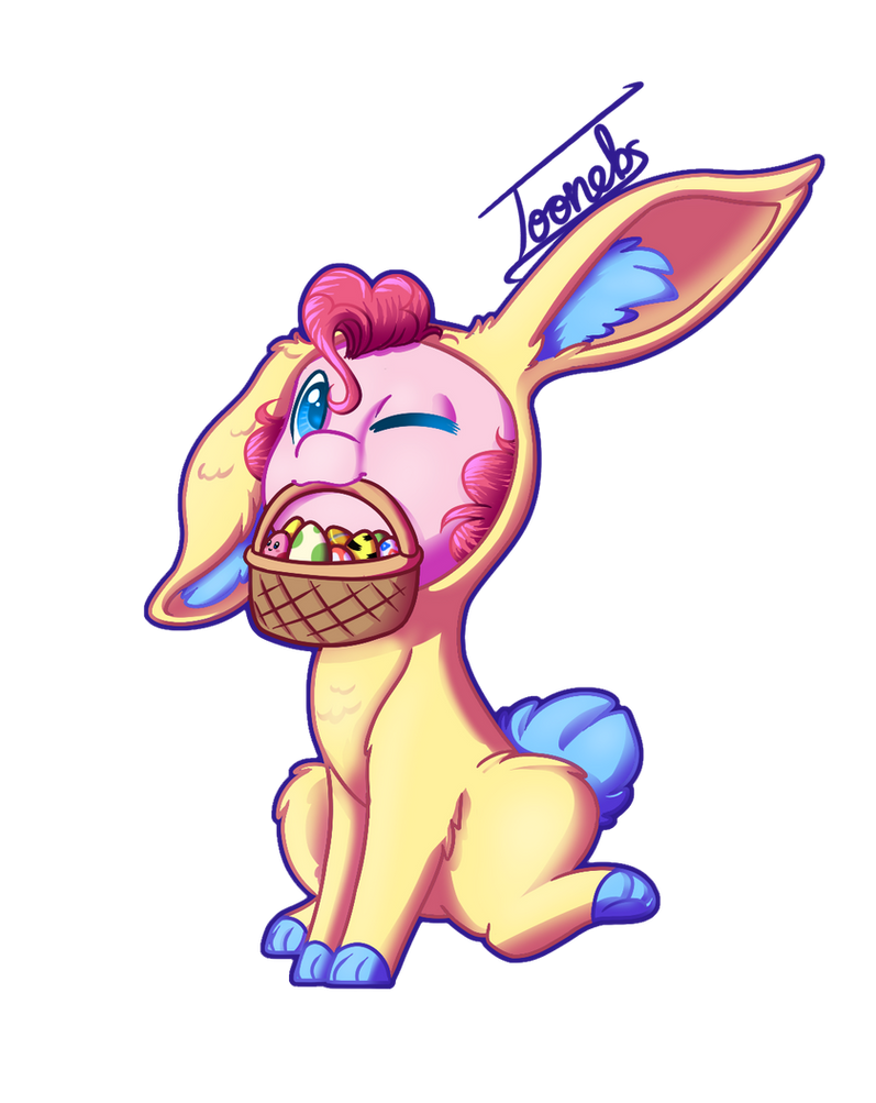 Happy Easter! by Toonebs