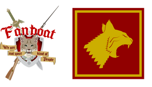 Banner and Sigil of House Fanboat