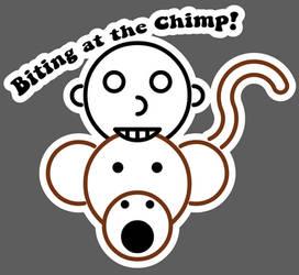 Biting at the Chimp