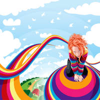 riding on colors by socheso