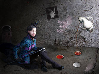 red tea II by Serreth