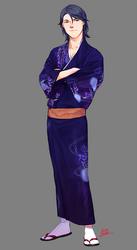 CM - Yasutomi Saisuke.