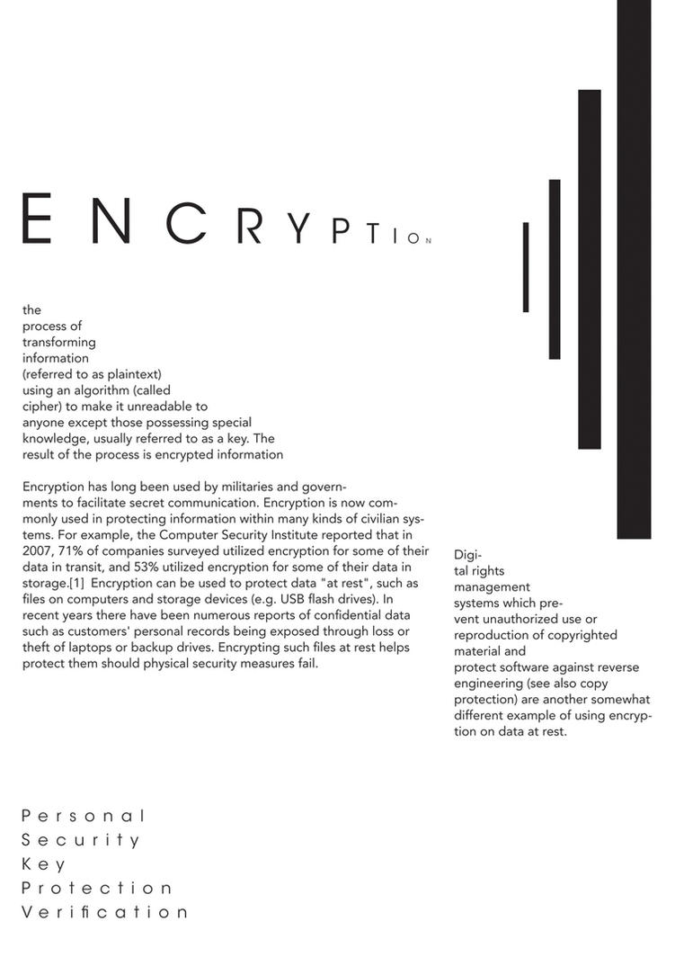 ENCRYPTION by ETZ372