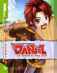 Manga Cover Daniel by jonah-onix