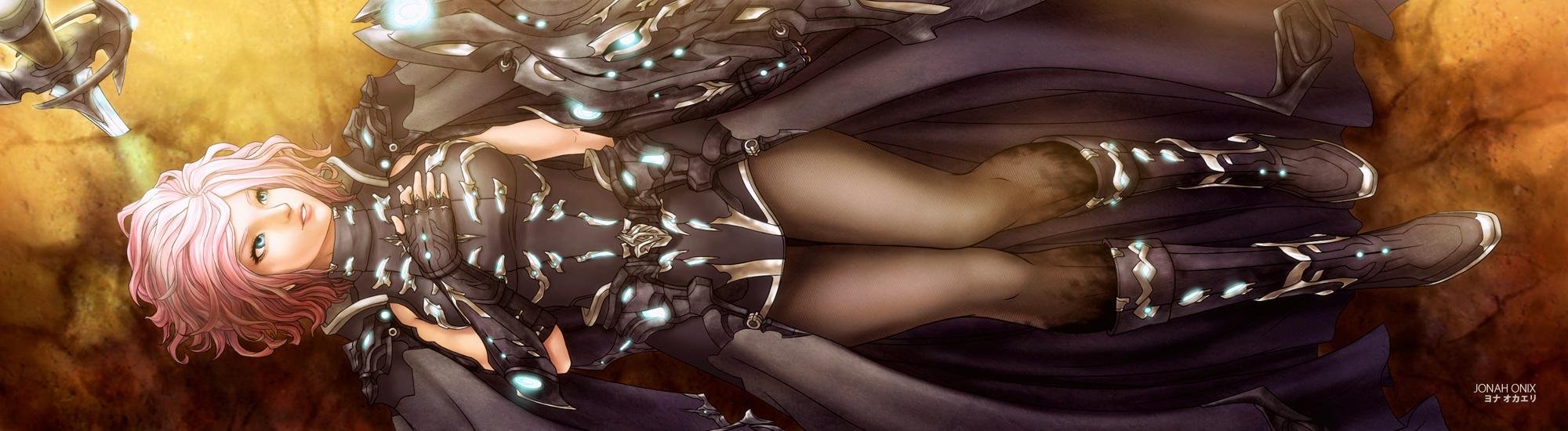 Lightning Returns - FFXIII entry by jonah-onix