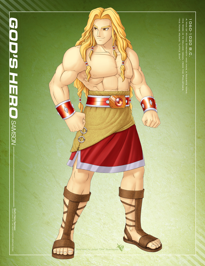 manga bible samson by jonah onix on deviantart