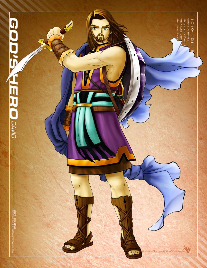 The Art Of Character Design With David Colman Download : Manga bible david warrior by jonah onix on deviantart