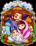 Tshirt Design - Nativity of Jesus Christ