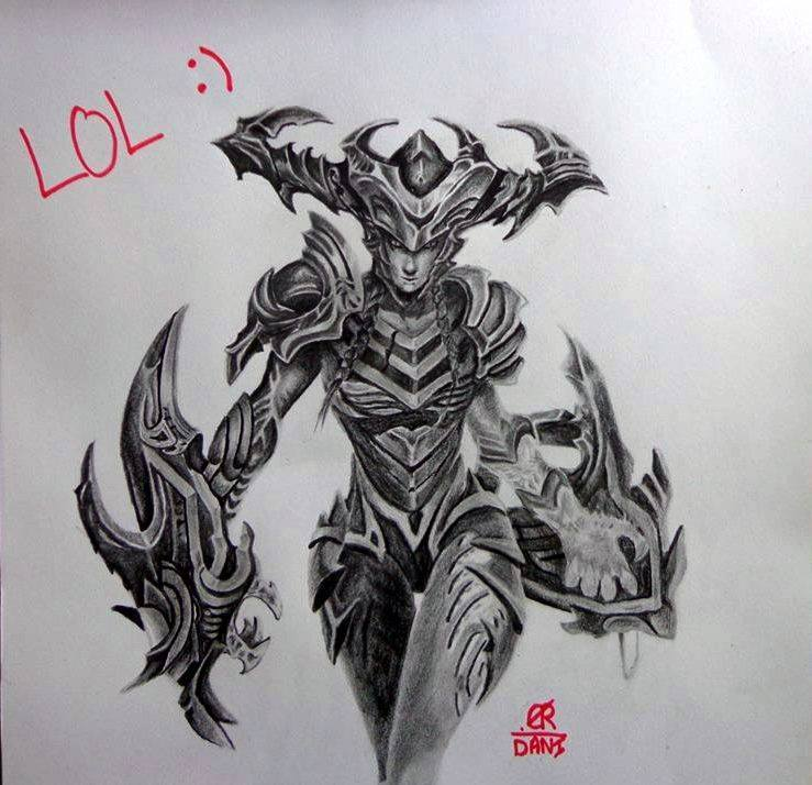 League Of Legends Drawing Champions Shyvana Fira By Danifiras On Deviantart There has been an influx of exceptional new players in the basketball champions league this season, so it comes as little. deviantart