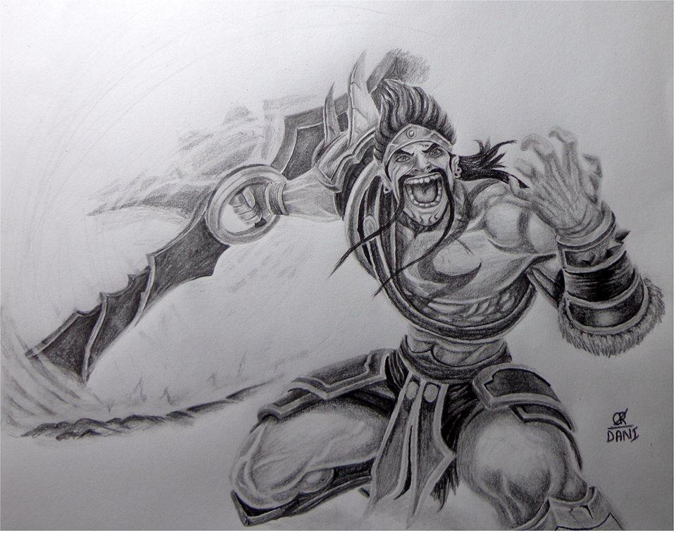Pencil Drawing - SKT T1 Faker by DaniFiras on DeviantArt  Skt T1 Faker Wallpaper