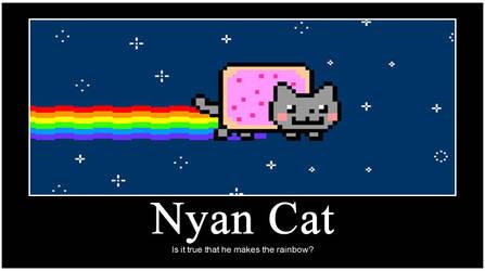 Gir and Nyan Cat favourites by ichigo-chan1996 on DeviantArt