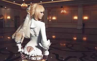 Saber Bride by Disharmonica