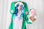 Date a Live - Yoshino cosplay