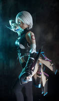 Fate/Apocrypha - Jack the Ripper cosplay